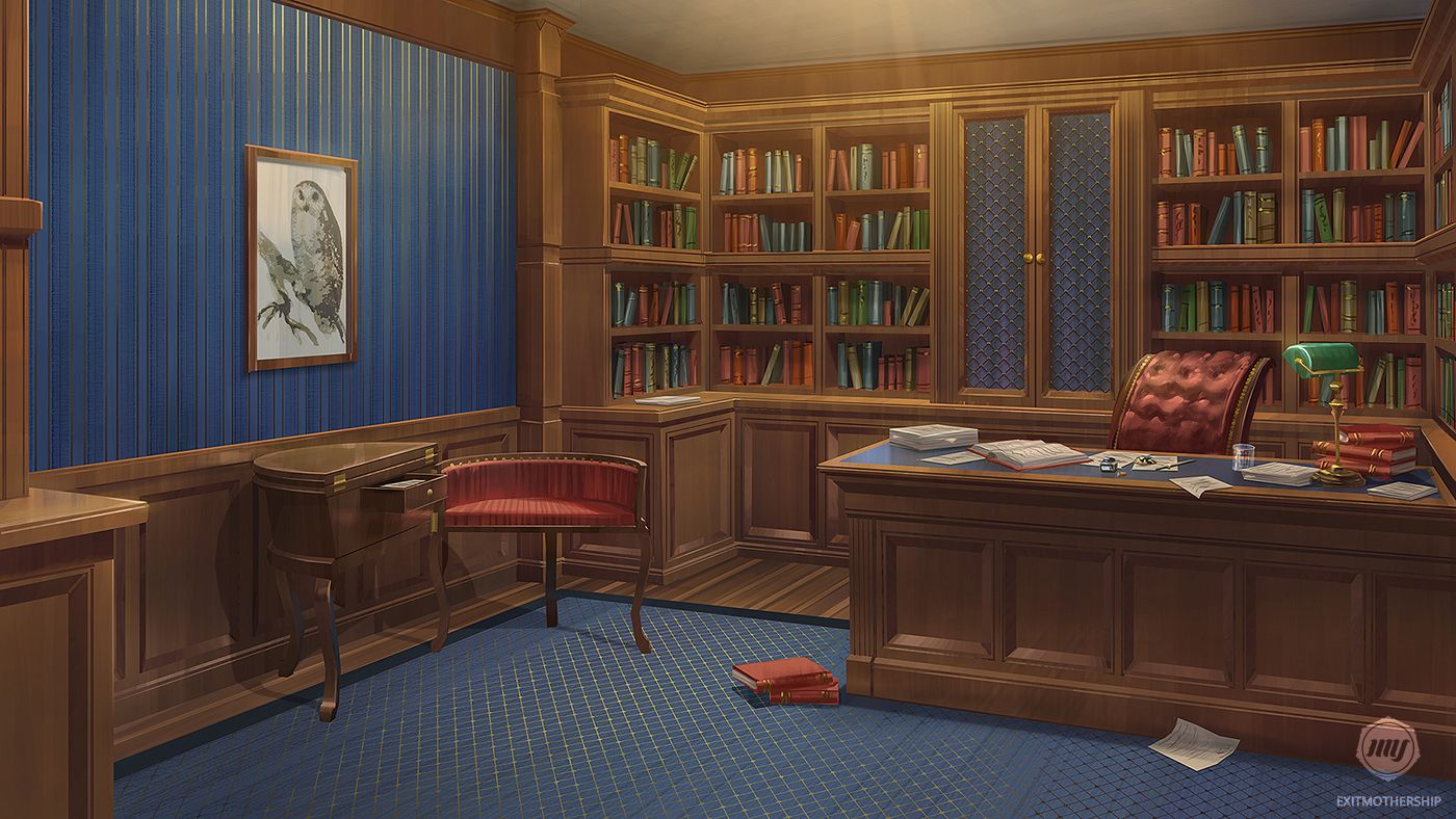 Mbsffl Study By Exitmothership On Deviantart Anime Scenery