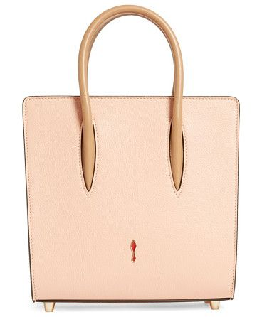 f086774ad1d Christian Louboutin Small Paloma Empire Calfskin Leather Tote | Bags ...