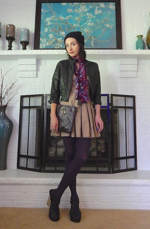 10 Ways To Wear The Perfect Khaki Dress