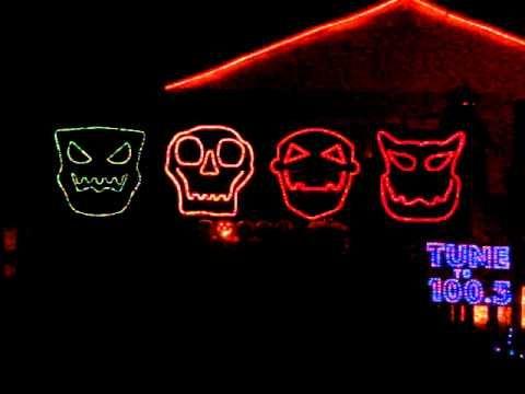 halloween lights song