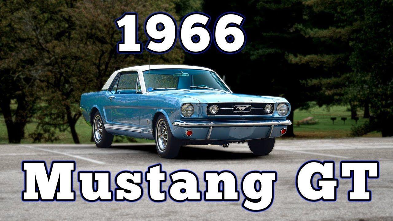 Rcr 1966 Ford Mustang Gt 289https Youtu Be Bx7ncqbq E0 1966 Ford Mustang Mustang Gt Ford Mustang