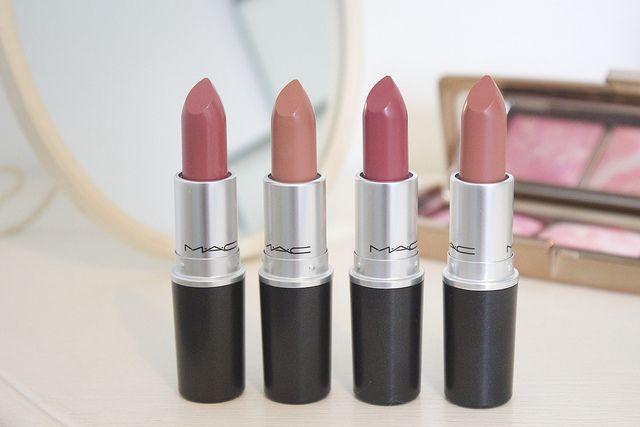 Top 3 MAC Nude Lipsticks   Sweet Passions