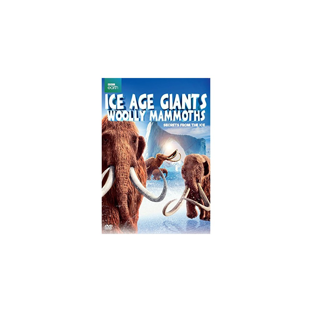 Ice Age Giants: Woolly Mammoths - Secrets From the Ice (dvd_video ...