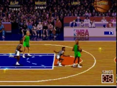 NBA Jam for Sega Genesis