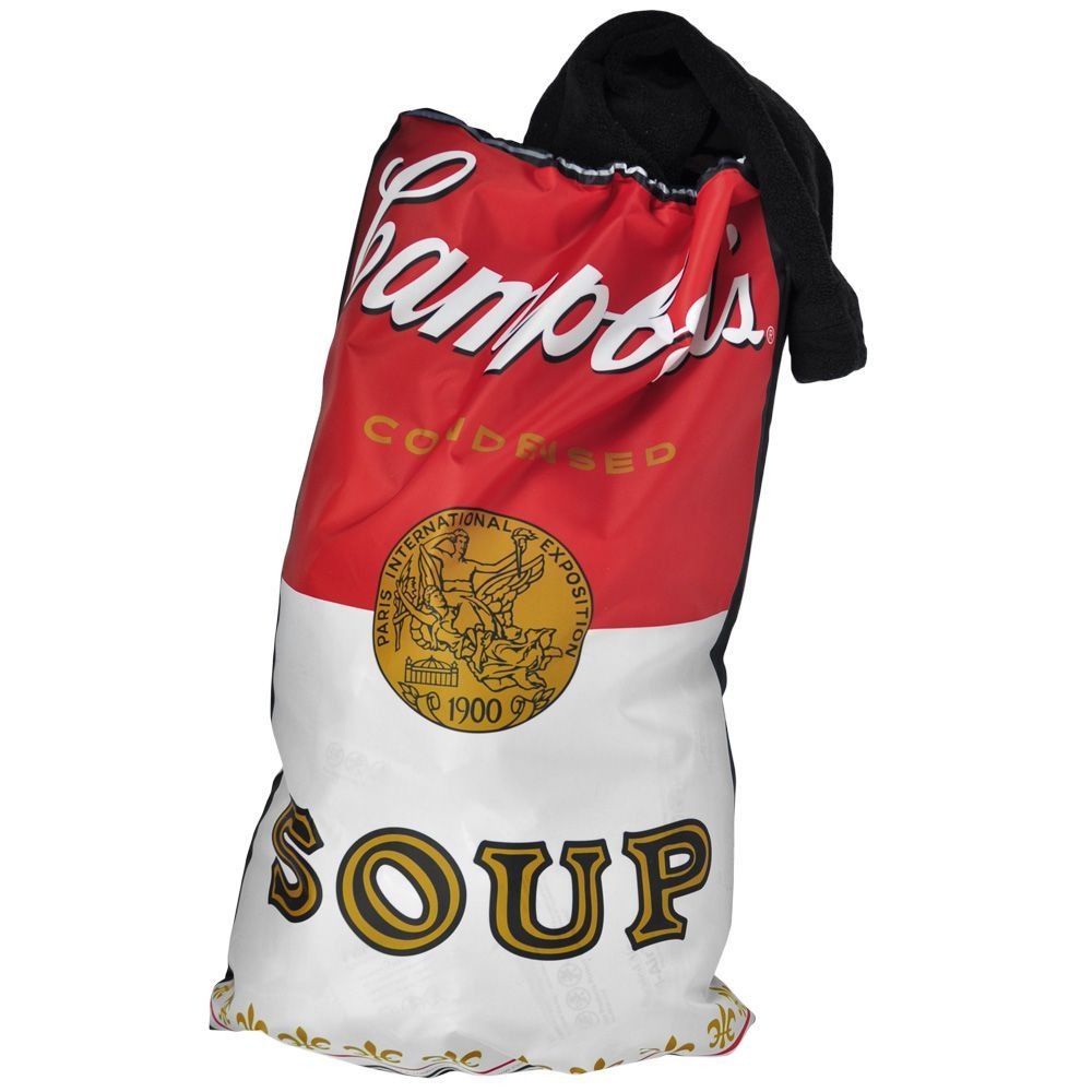 Campbell 27s Soup Can Laundry Bag Laundry Bag Campbell Campbell 27s College Gear Campbell Soup Campbell S Soup Cans Campbells