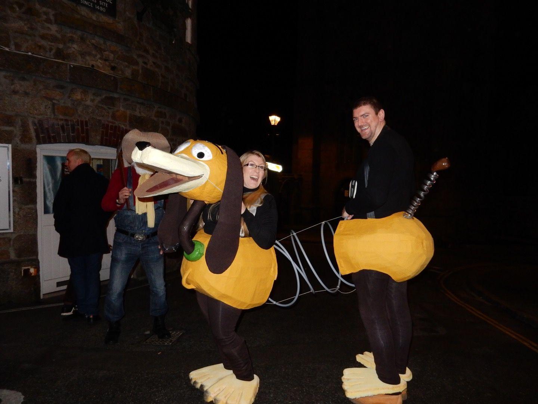 Slinky Dog Toy Story Costume Fancy Dress Toy Story Slinky Toy