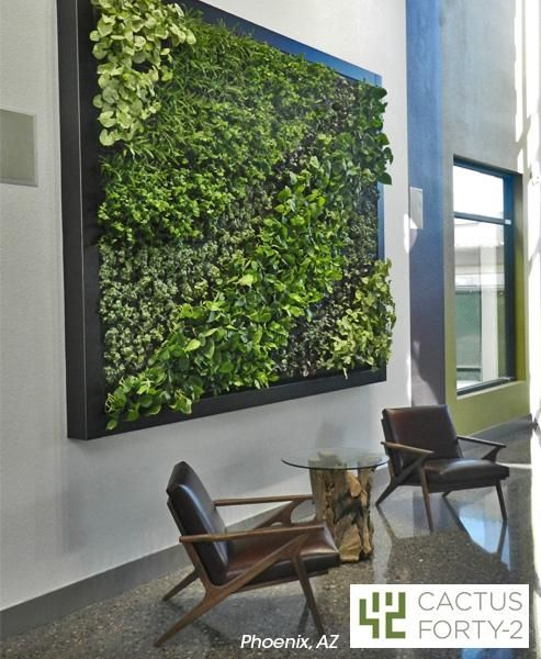 Delightful Interior | Sage Vertical Gardens
