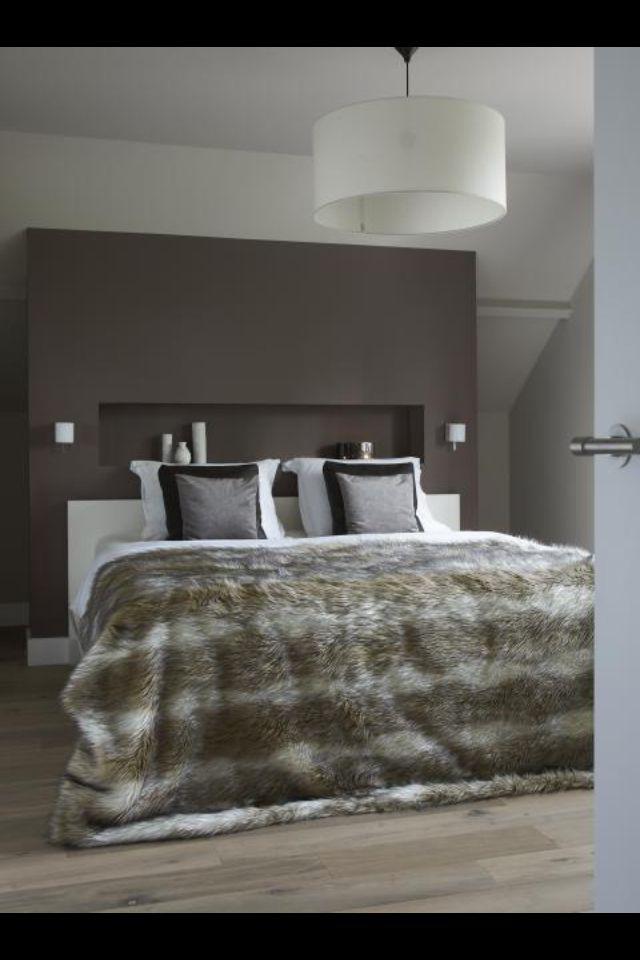 Idee slaapkamer slapen pinterest - Slaapkamer kleur idee ...