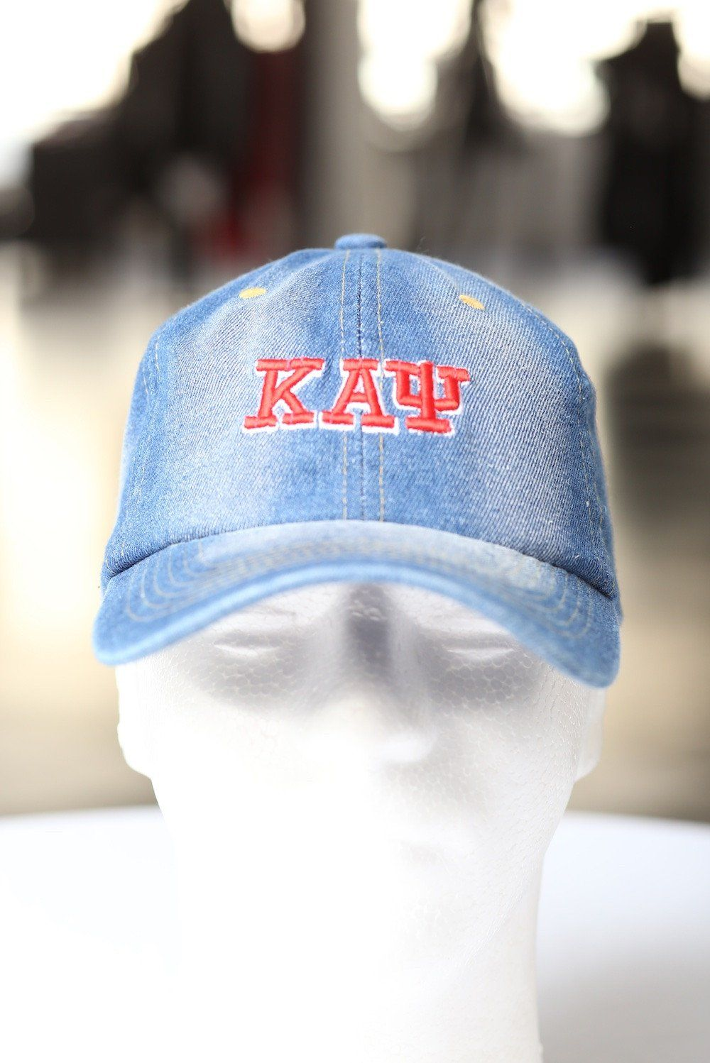 7f64d66dc631e My ΚΑΨ Jeans polo dad hat