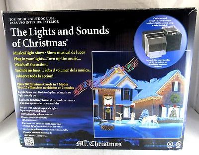 image result for mr christmas lights and sounds