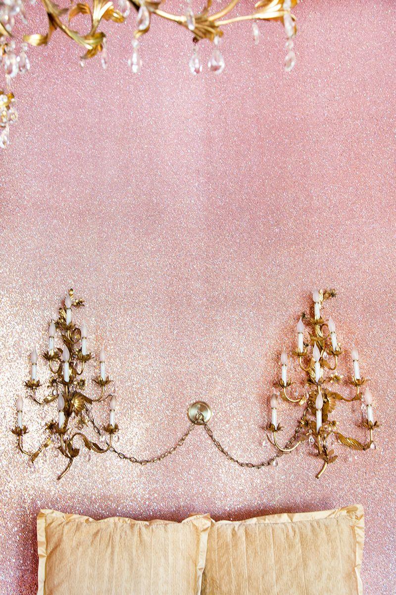 Glitter Wallpaper!