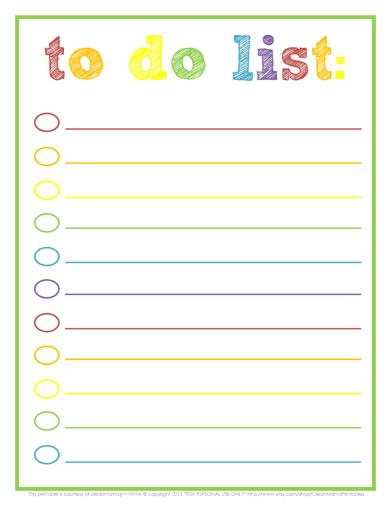 rainbow to do list - courtesy of clean mama printables.pdf - google