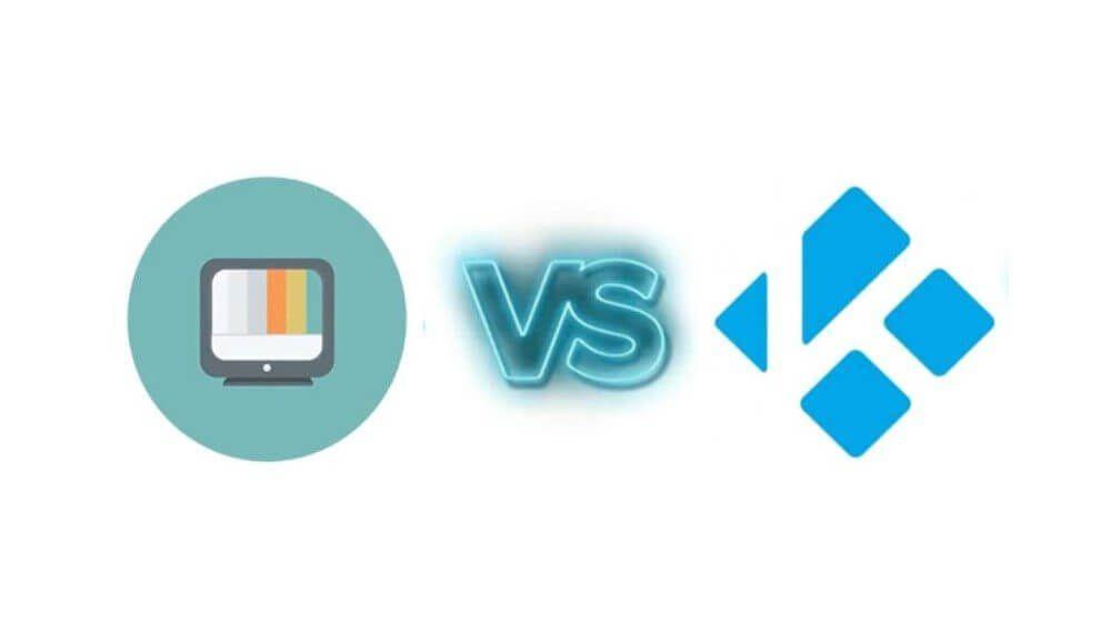 vs Kodi Features Comparisons Guide Kodi, Tv ads, Tvs