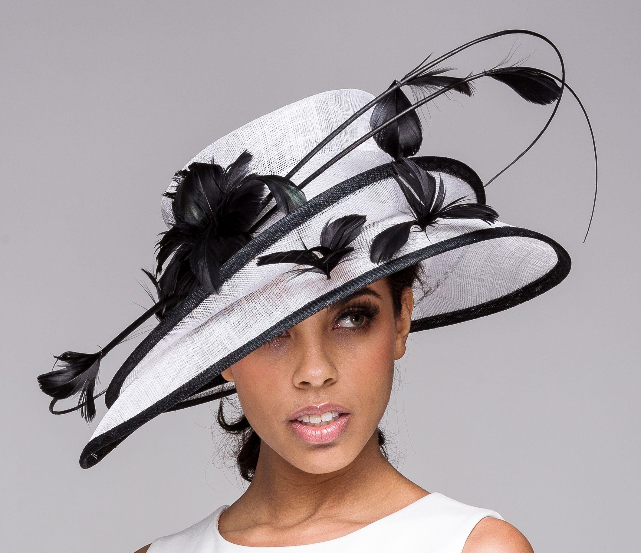 Hats derby for women