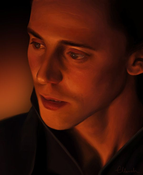 Laufey's son? by ~Elluwah on deviantART this is so beautiful