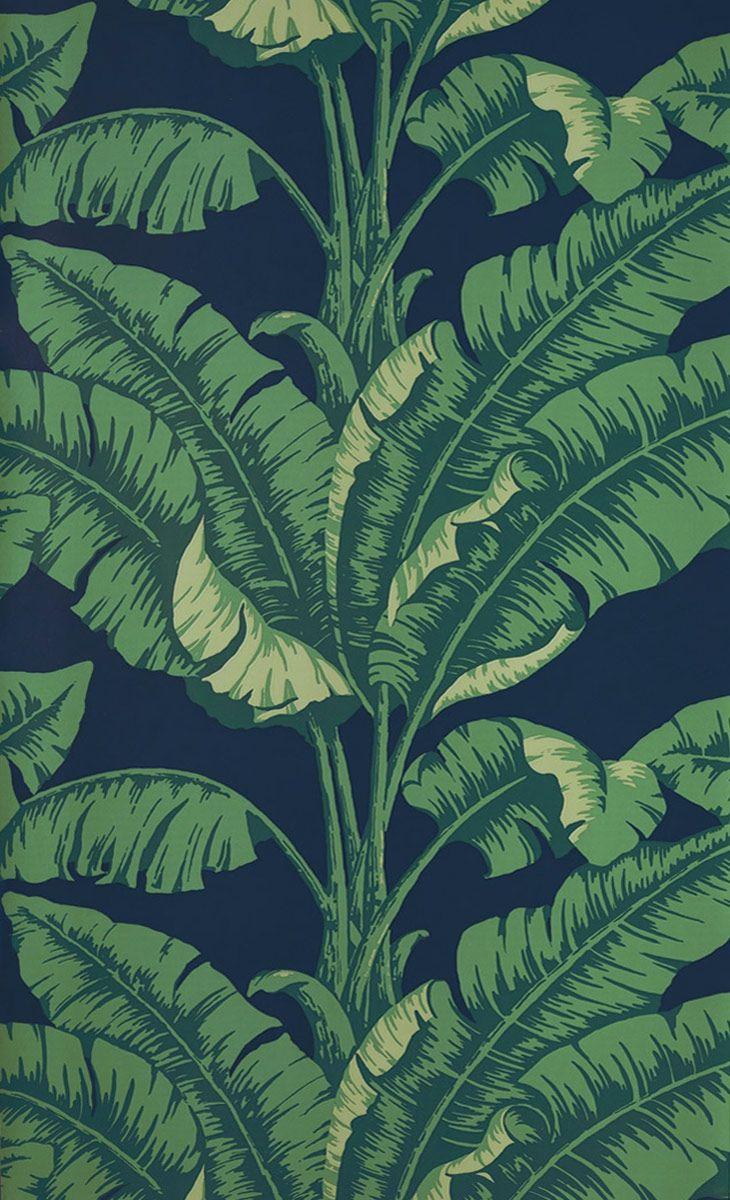 papier peint La Havane - Nobilis | Mudroom