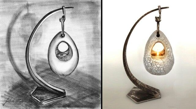 Lamp: picture -> realization