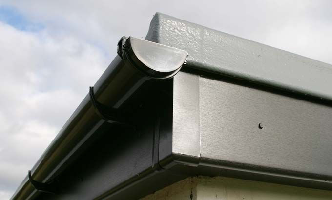 Colorbond Gutter Materials Amp Building Systems Roof