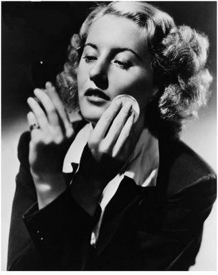 barbara stanwyck, makeup