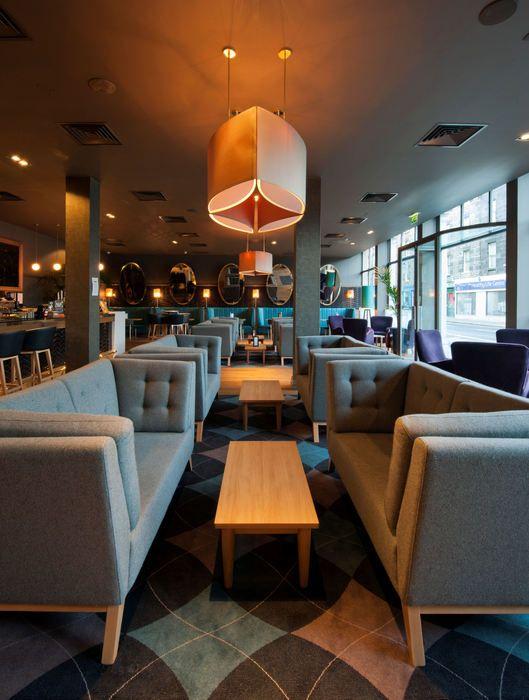 Design Awards Edinburgh ScotlandHotel InteriorsRestaurant