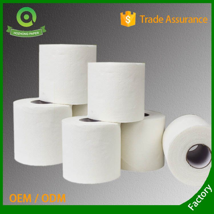 Paper Higienic Virgin Wood Pulp Disposal Toilet Paper Roll Paper Toilet Paper Roll Toilet Paper