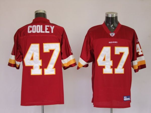 Chris Cooley Red 47 Jersey $19.99 This jersey belongs to Chris