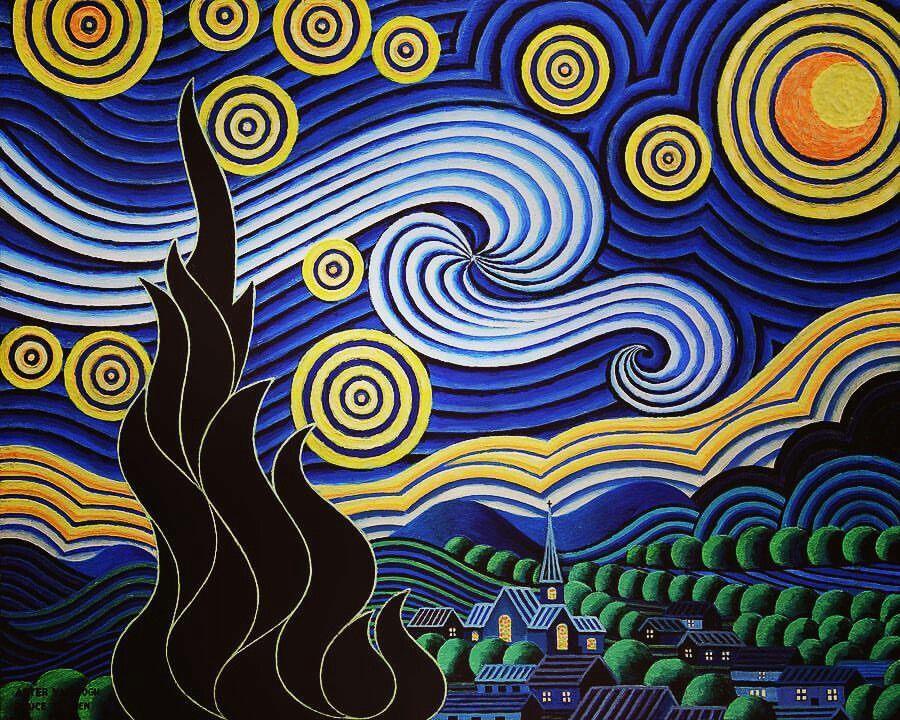 27+ Vincent Van Gogh Starry Night Images