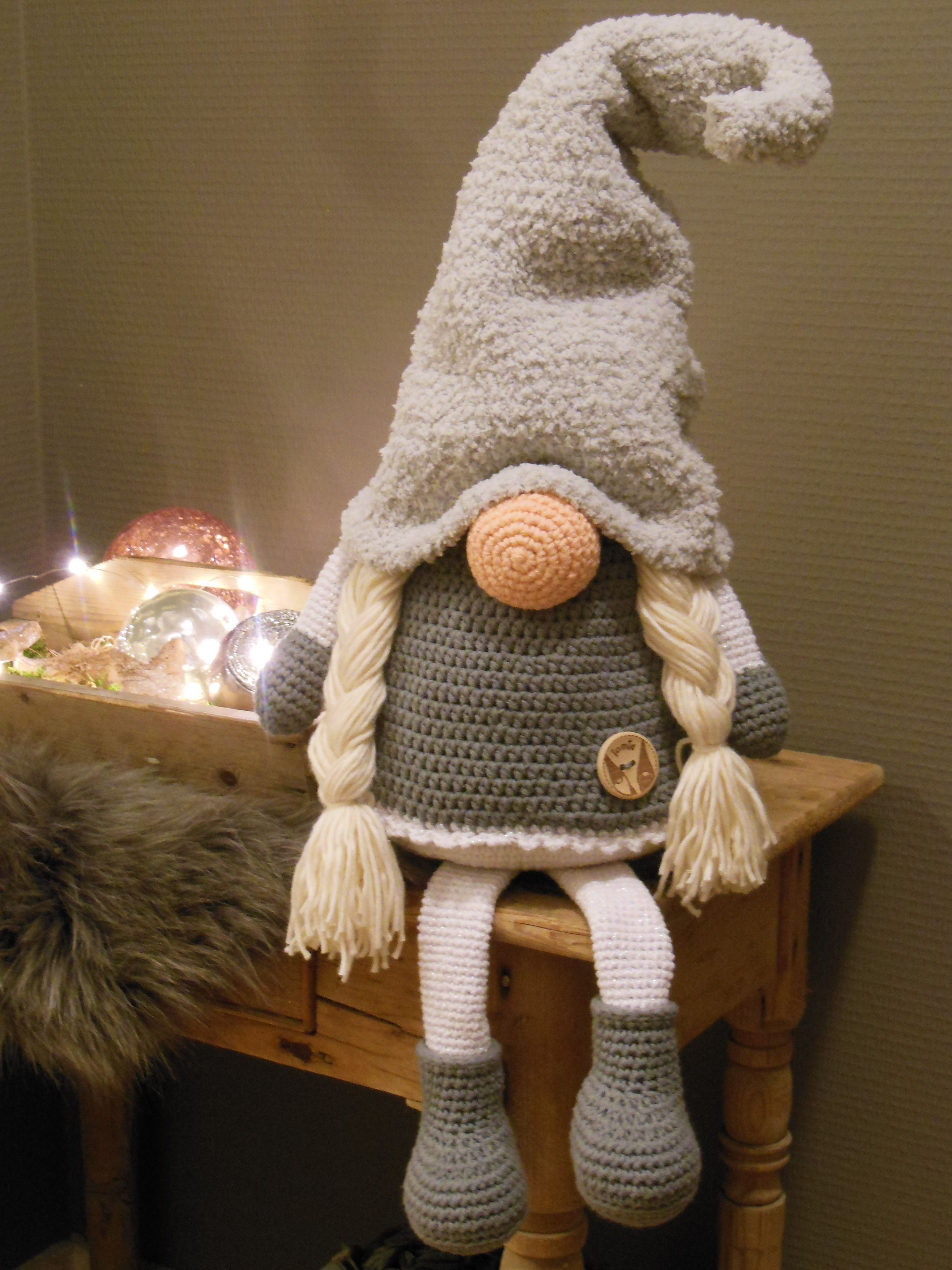 Tomte Cal Van Cutedutch 3 Made By Mie 3 Salvabrani Häkeln