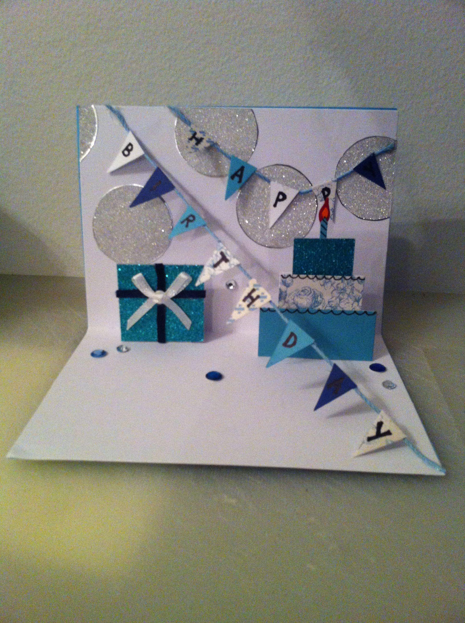 Pop Up Birthday Card Unique Birthday Cards Creative Birthday