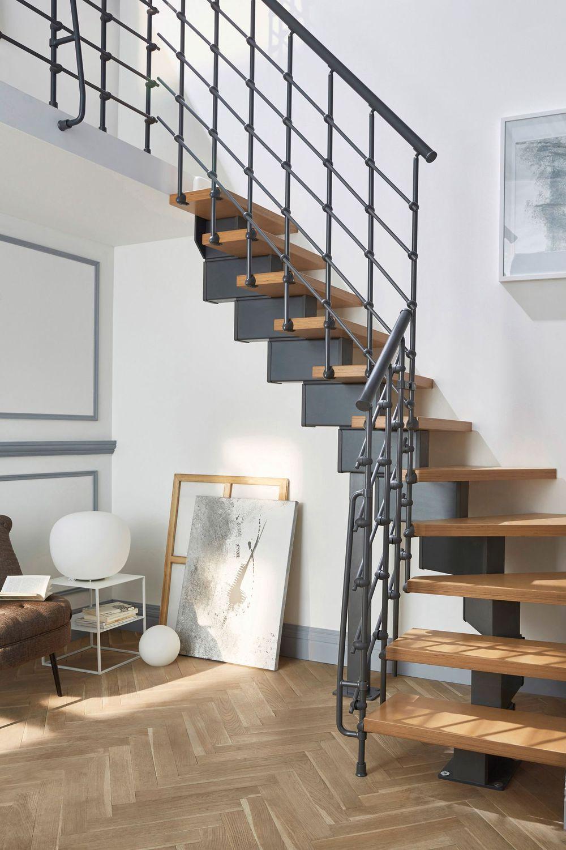 Modele D Escalier D Intérieur escalier : les modèles d'escaliers prêts à monter