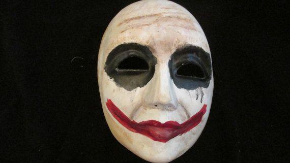Joker mask. Batman s joker mask. The dark knight joker mask. Cosplay ... cb73b4984a