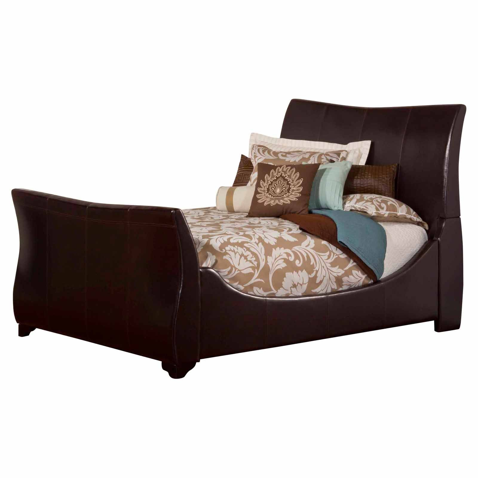 Have to have it Justin Sleigh Bed $1029 hayneedle