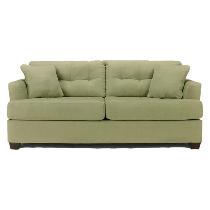 Zia Sofa In Kiwi Nebraska Furniture Mart Living Room