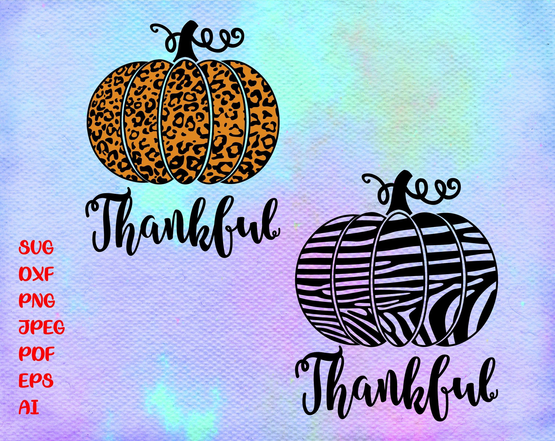 Pumpkins svg, , Pumpkin SVG / Fall SVG / Leopard Print