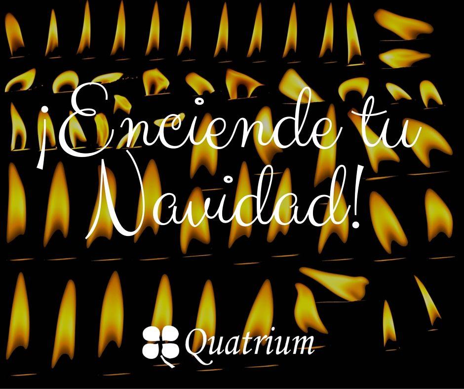 ¡Nos gusta la Navidad! #QuatriumTime #QuatriumLife #QuatriumLove