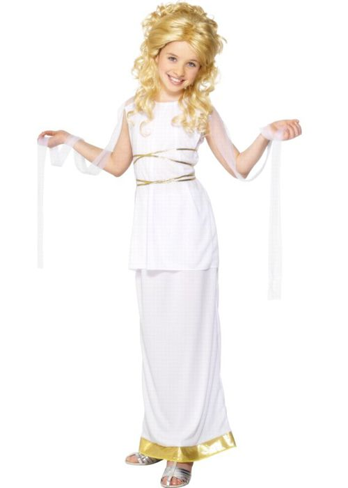 greek goddess costume kids - Google Search  sc 1 st  Pinterest & greek goddess costume kids - Google Search | Greek Gods and Godesses ...