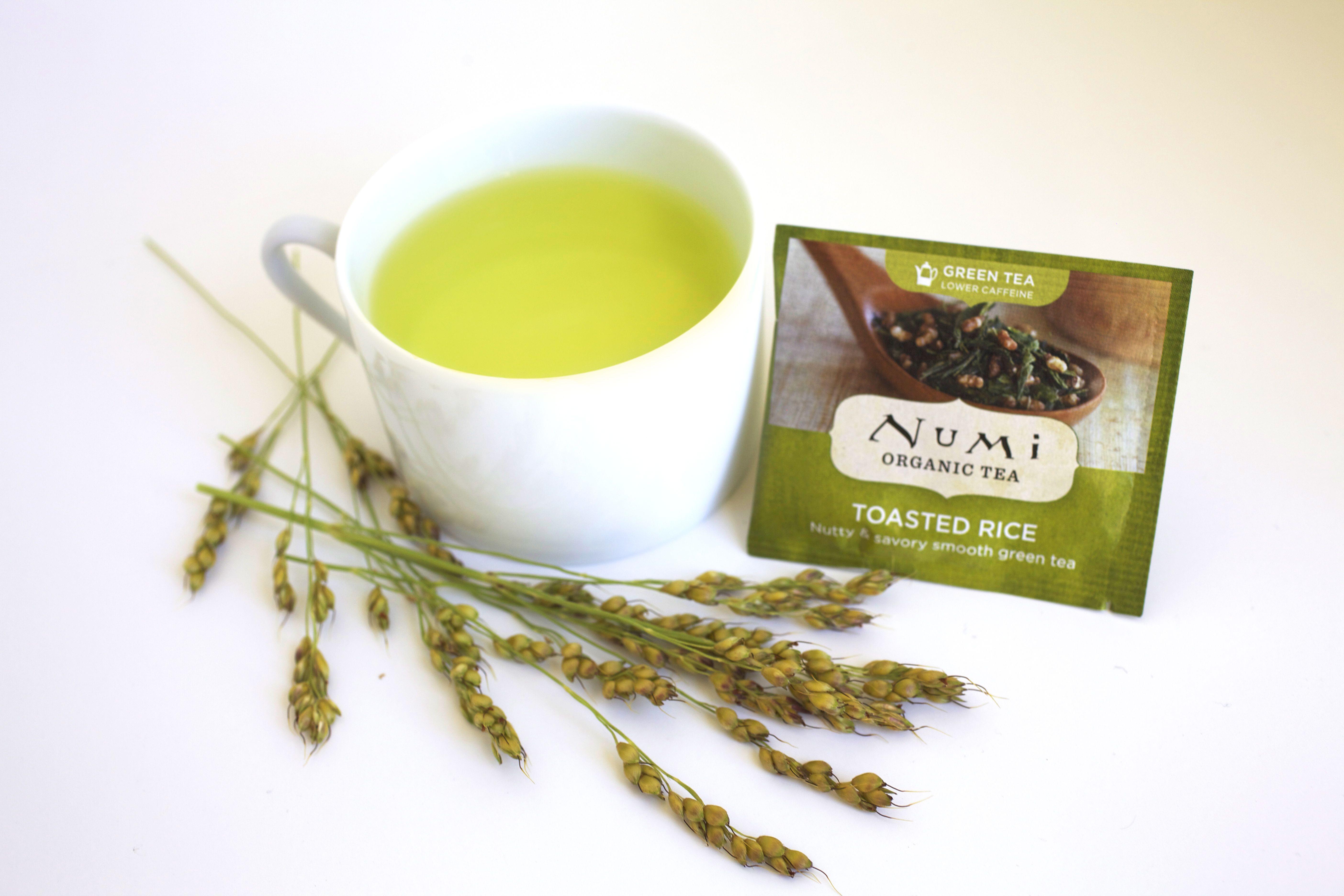 Numi Toasted Rice Tea