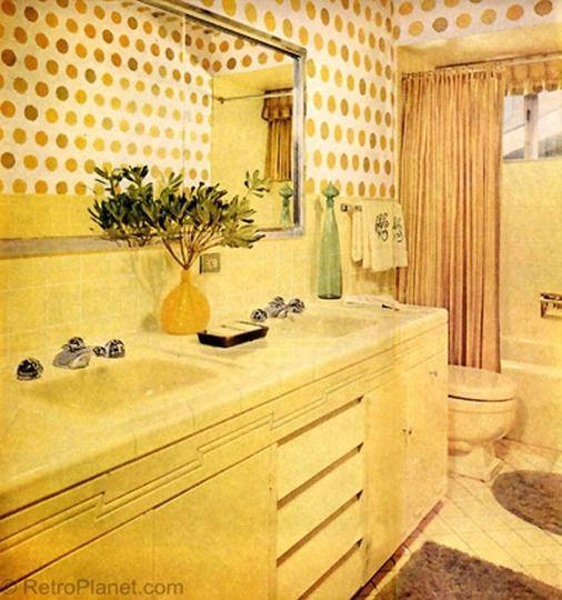 41++ Salle de bain 1960 trends