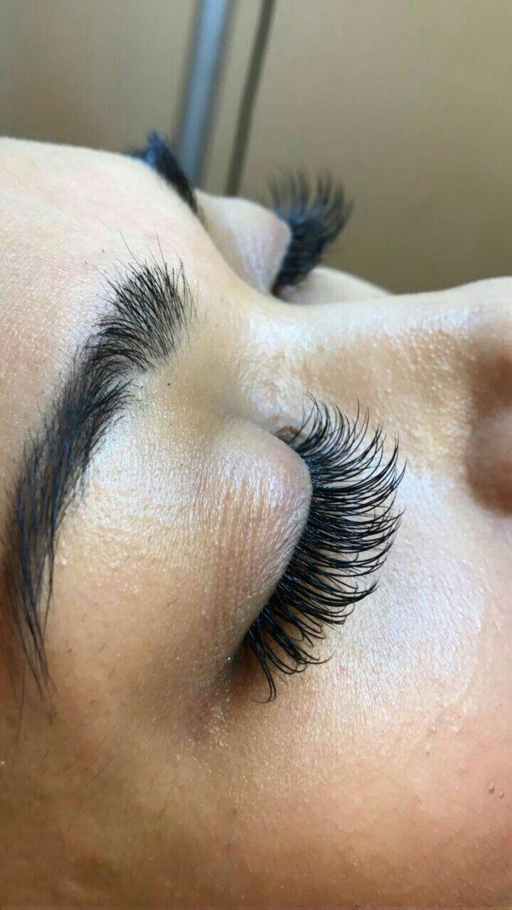 Pinterest NissaDaDon Eyelash extensions, Eyelashes