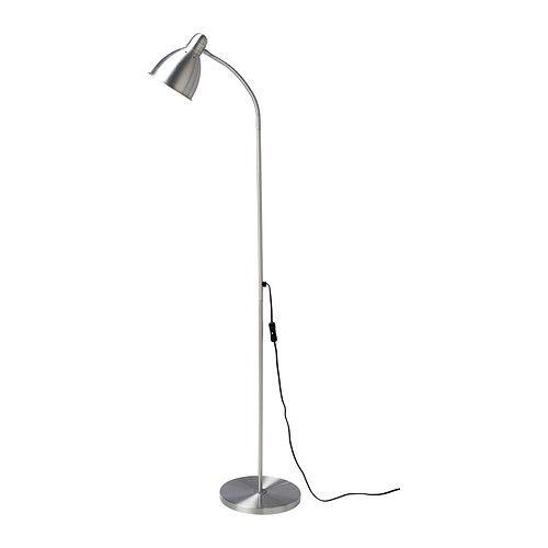 Slaapkamer - staande lamp Ikea | bathroom | Pinterest