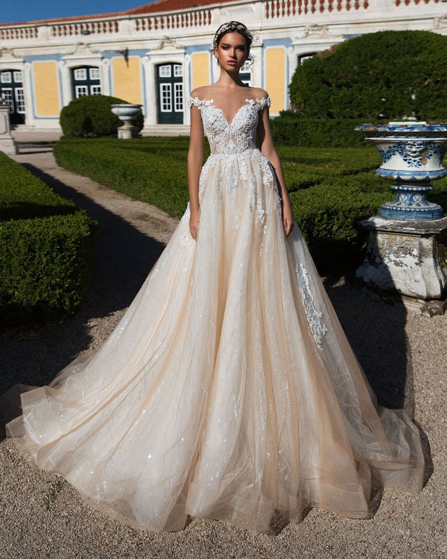 10 Best Bridal Shops Around Detroit Michigan Milla Nova Wedding Dresses Ball Gown Wedding Dress Ball Gowns Wedding