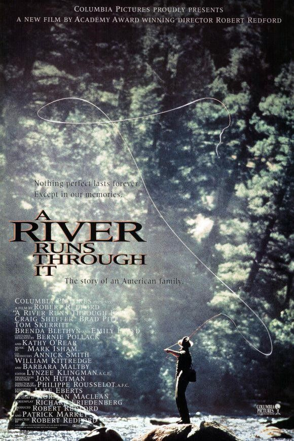 A River Runs Through It Movie Mania Movie Covers Movie Posters