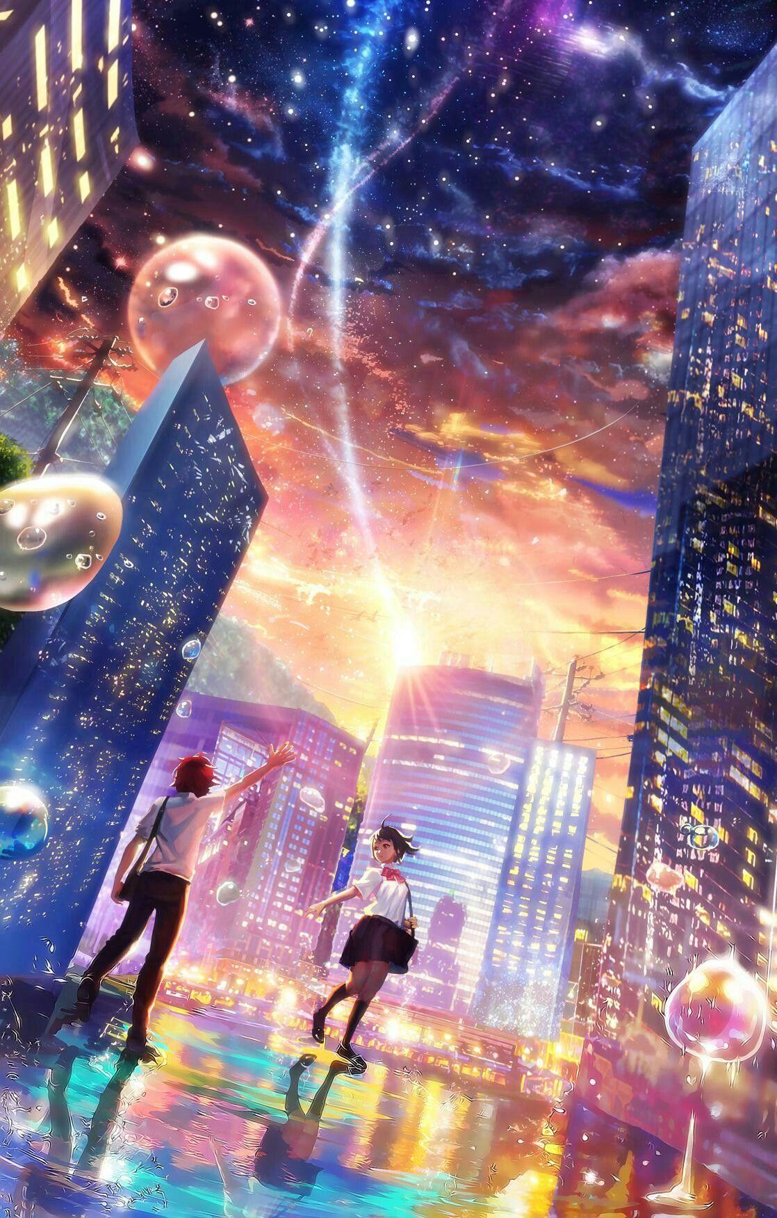 Kimi no na wa (movie) Anime, Kimi no na wa e Fundos