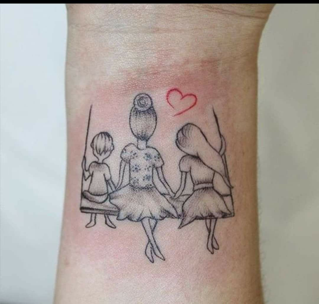 Tatuajes Dedicados A Una Madre Fallecida Tatuajes