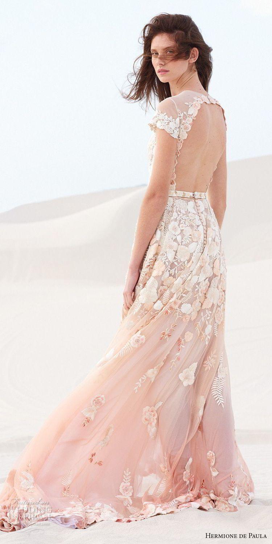 Pinterest Lolaxxlola Wedding Dresses Colored Wedding Dresses Pink Wedding Dresses