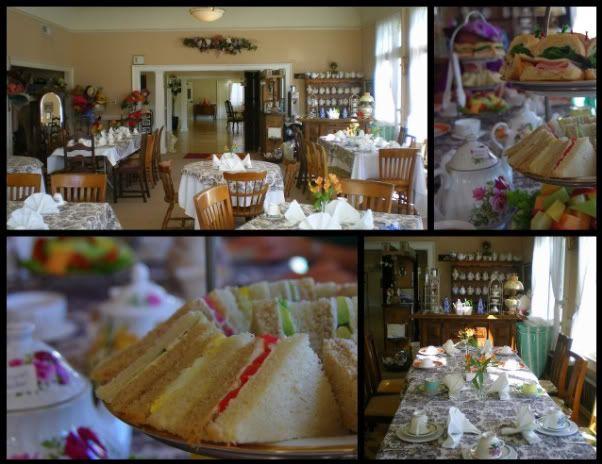 Family Tea With Mosaicsu2026 MosaicsMosaic. Spring Tea Garden, Fullerton, Ca.