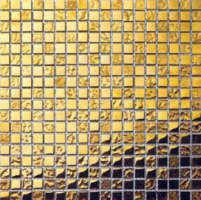 Mosaic Tile Love This Xmmx My Home Gold Glass