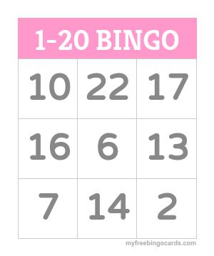 Free Printable And Virtual Bingo Cards Bingo Printable Free Bingo Cards Bingo Printable