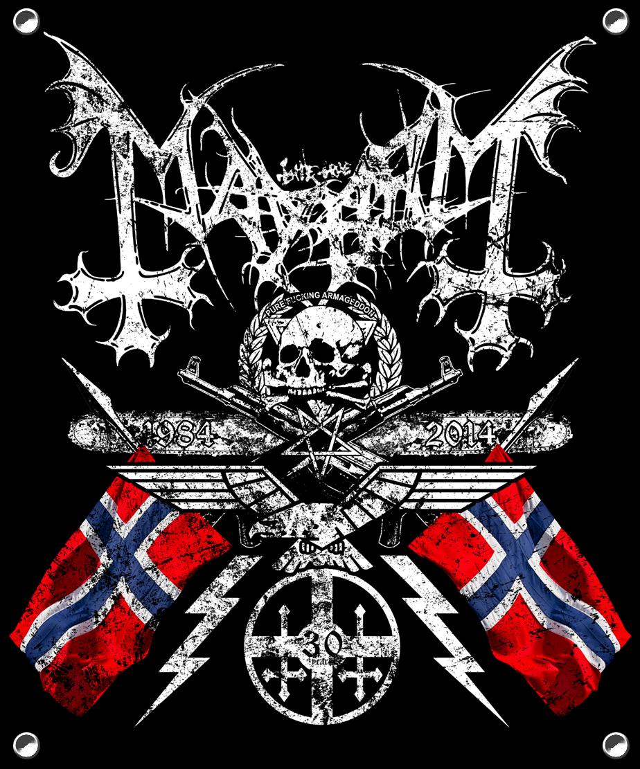 Mayhem - Black Metal
