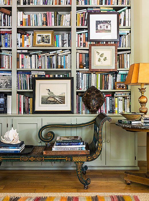 8 Character Rich Home Libraries Sure To Inspire You Home Libraries Home Decor Home Library